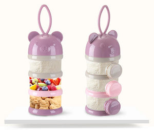 Portable Baby Food Container
