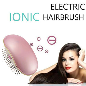 Portable Ionic Hair Straightener