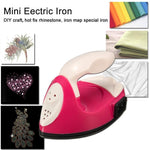 Portable & Multipurpose Mini Iron