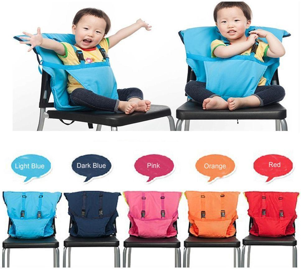 Portable Travel Baby Harness