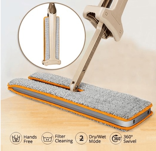 Premium Lazy Mop 2.0 (2-Sided)