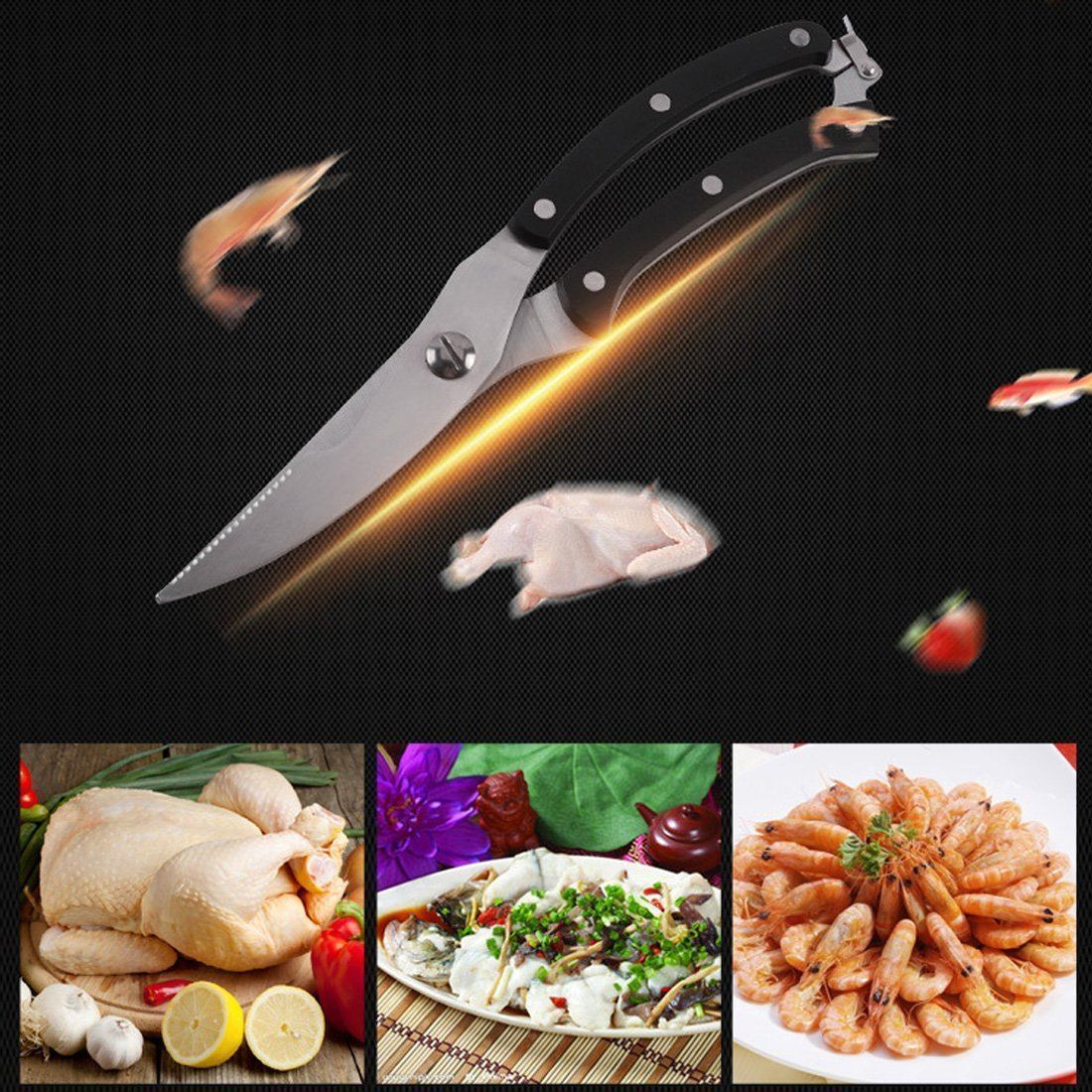 Professional Poultry Shears