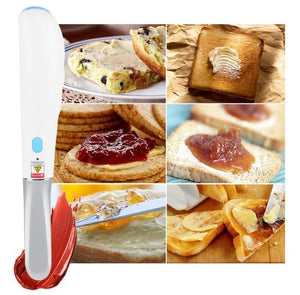 Rechargeable Heating Butter Knife
