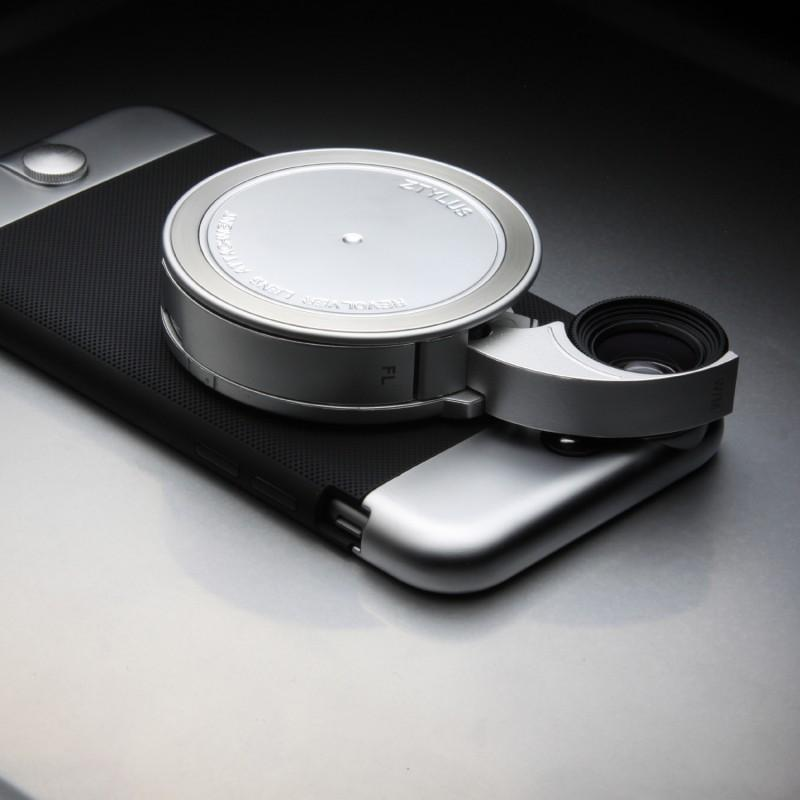 Revolver Lens Camera Kit For IPhone 6/6S And 6 Plus/6S Plus