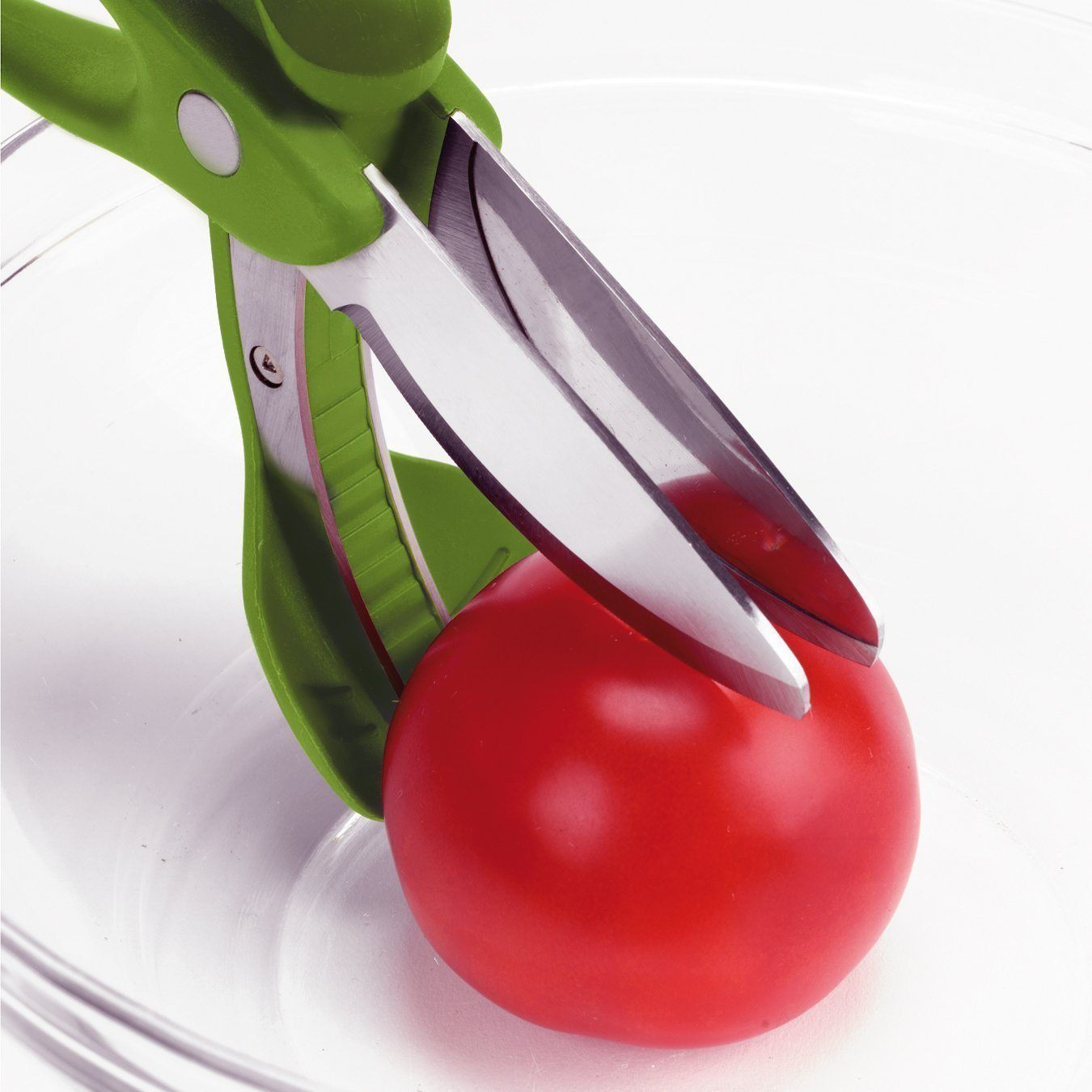 Salad Fruit Chop Scissor