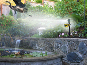 Scarecrow Motion Activated Sprinkler