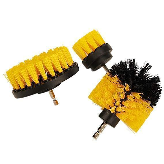 Scrubber Brush Set (3PCS)
