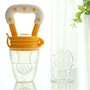 Silicone Baby Pacifier Fresh Food Feeder