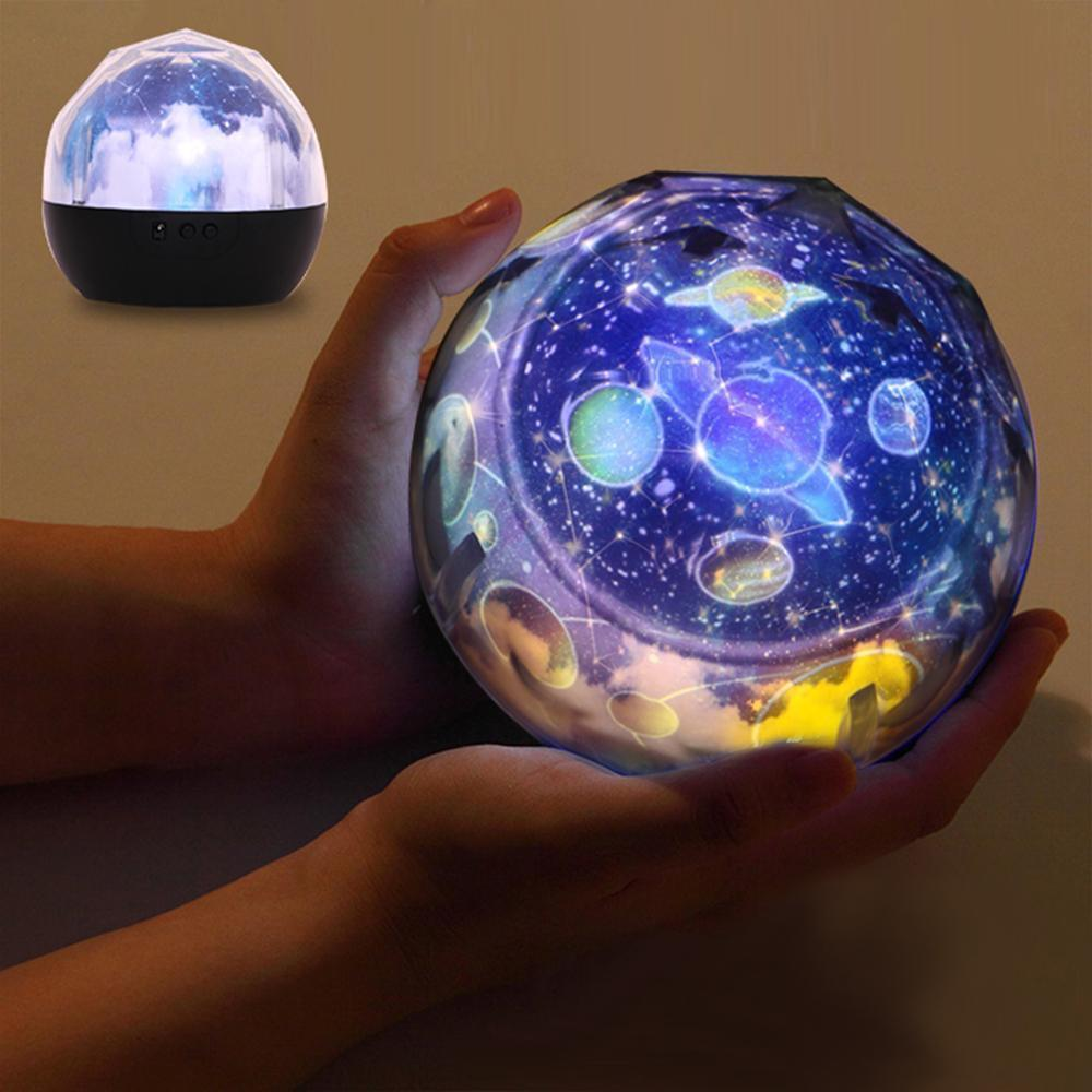 Sky Galaxy Projector Night Light
