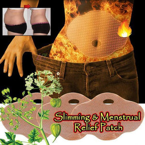 Slimming And Menstrual Relief Patch