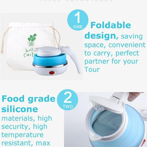 Smart Foldable Kettle