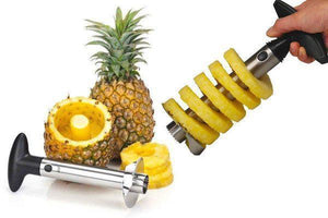 Stainless Steel Pineapple Corer-Slicer