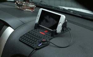 Super Flexible Car Holder & Charging Dock