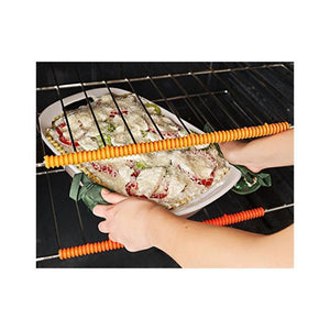 The Original Heat Resistant Silicone Oven Rack Burn Protector