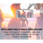 Timer Handheld Stabilizer Bluetooth For IPhone