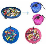Toy Storage Rug Bag