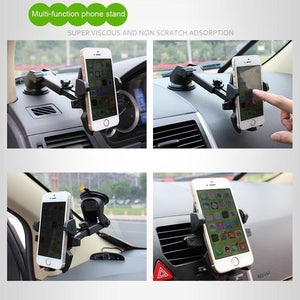 Universal 360 Rotate Car Holder Stand