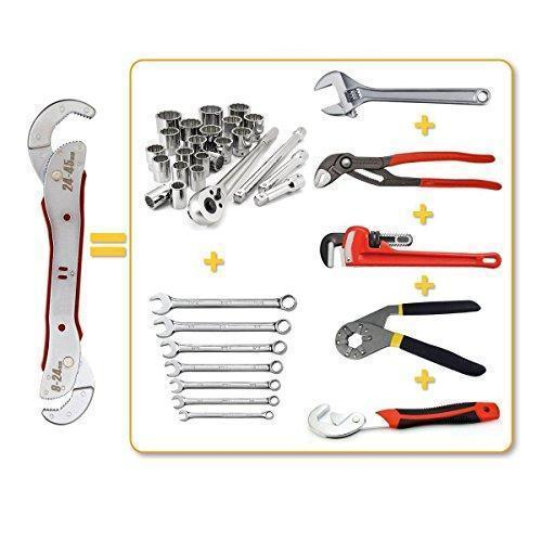 Universal Adjustable Wrench