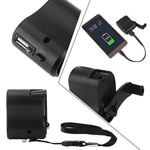 Universal Portable Emergency Hand Power USB Charger