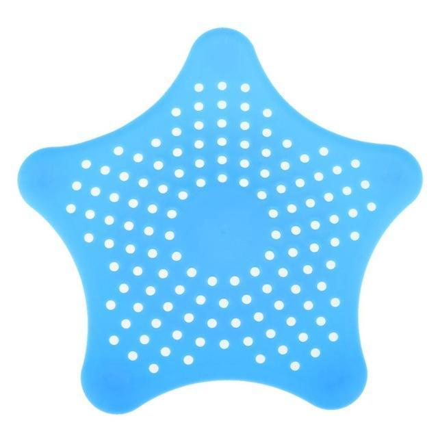 Star Shape Sink Filter