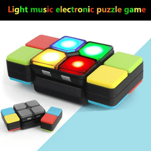 Variety Of Music Electronic Magic Cube