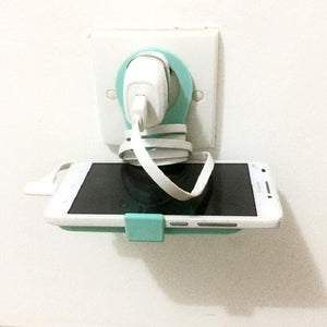 Wall-Hanging Smartphone Holder