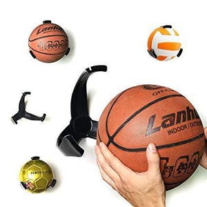 Wall Mount Ball Holder