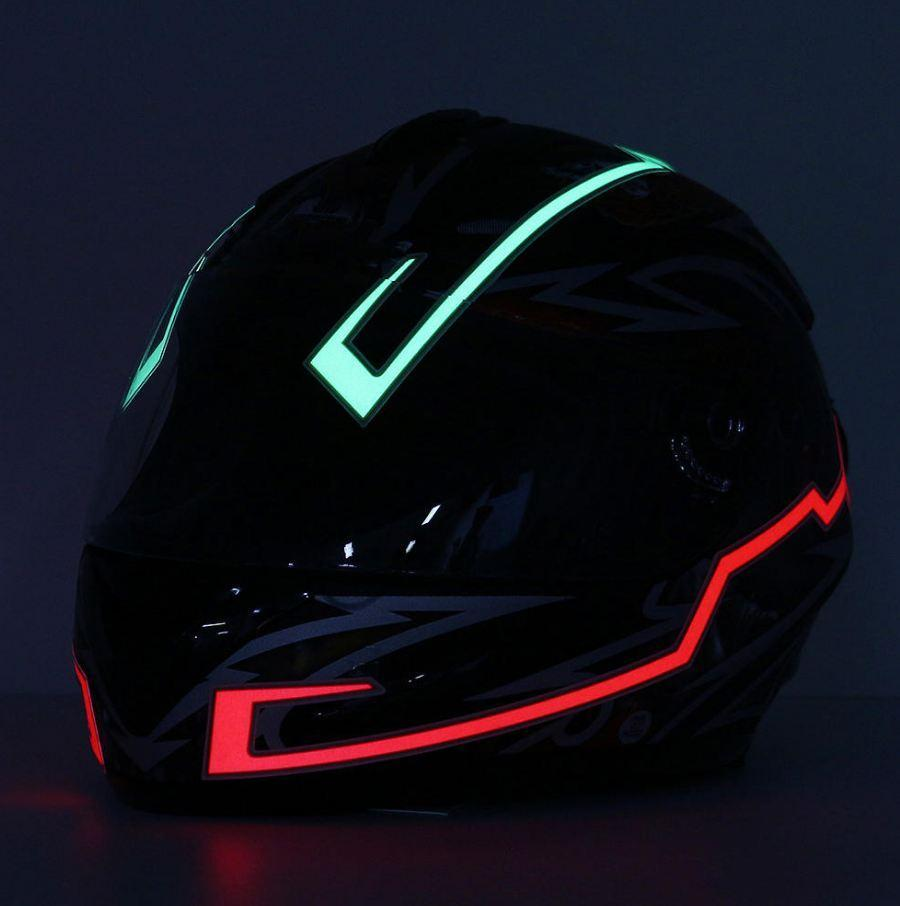 Waterproof LED Nightlight For Bike Helmet