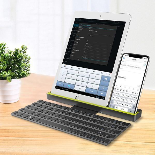 Wireless Bluetooth Roll Up Keyboard