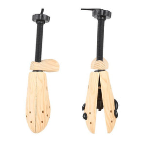 Wooden Adjustable Shoe Stretcher