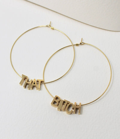 Custom Word Hoops
