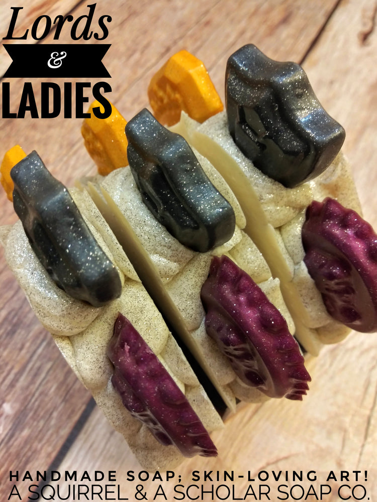 LORDS & LADIES (Handmade Soap)