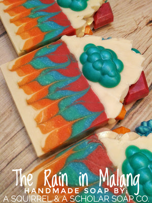 THE RAIN IN MALANG (Handmade Soap)
