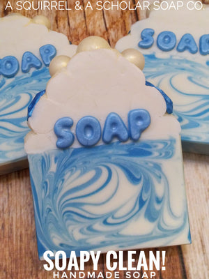 SOAPY CLEAN! (Handmade Soap)