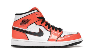 Air Jordan 1 Mid Turf Orange
