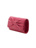 Classy and exclusive are the words that well-define this pink clutch from TARUSA. This clutch is high on quality and durability, courtesy its synthetic leather make. Furthermore, this clutch will complement most of your party attire.