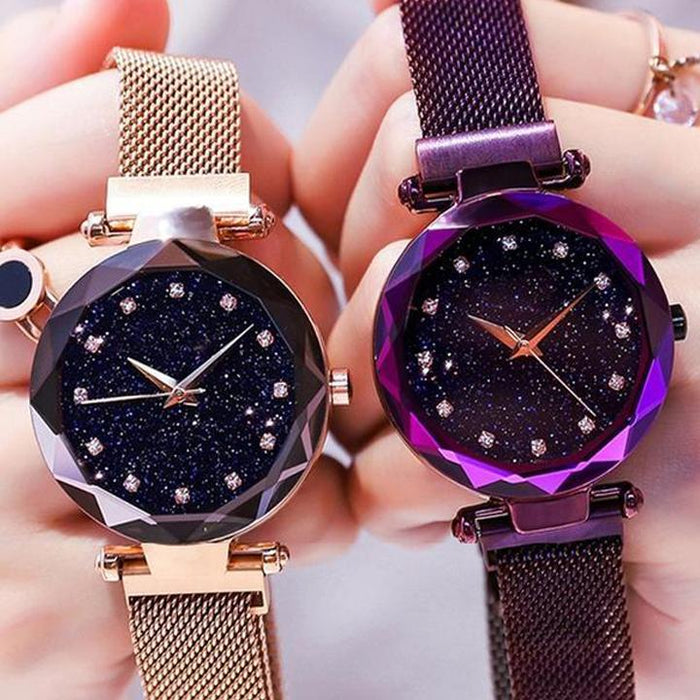 Premium Dames Sky Watch - hypie.nl