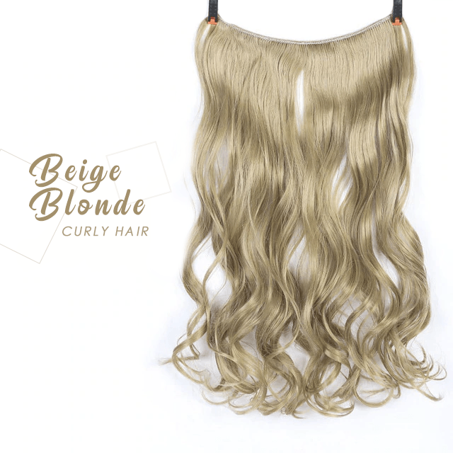 Geheime Hair Extension - hypie.nl