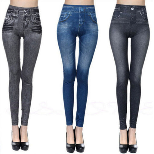 Jeans Leggings - Jeggings, stretchjeans, skinny