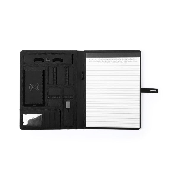 Folder met powerbank 4000 mAh Zwart 146183