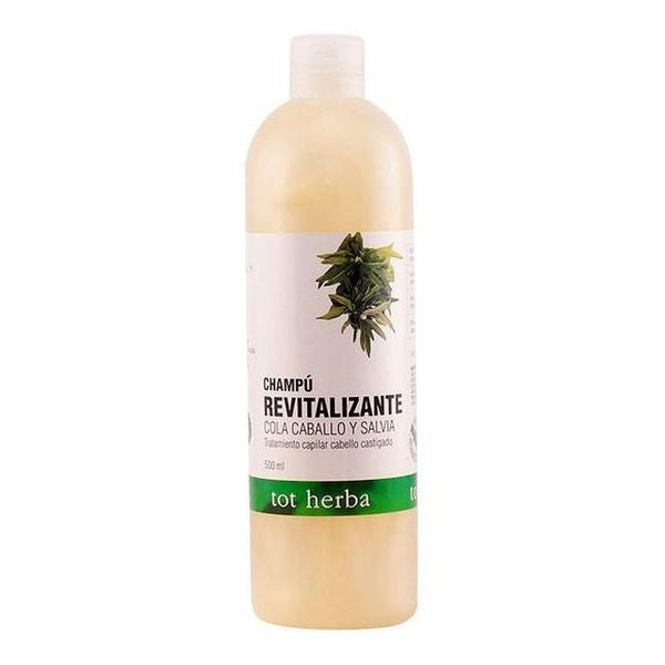 Revitaliserende Shampoo Tot Herba (500 ml)
