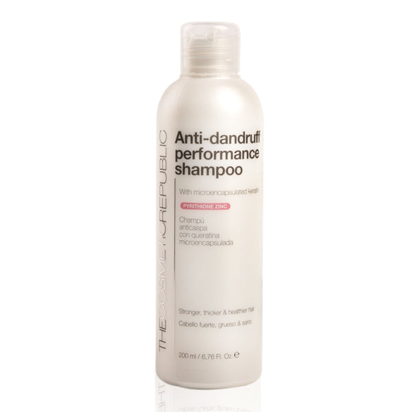 Anti-Roos Shampoo Performance The Cosmetic Republic (200 ml)