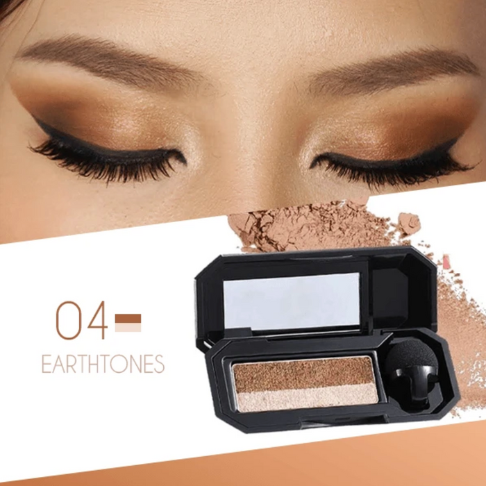 Perfecte Dual-color Eyeshadow - hypie.nl