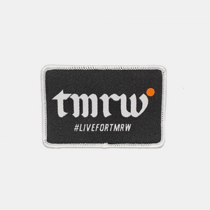 TMRW Logo Patch