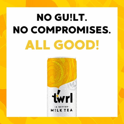 #MilkTeaGuiltFree - Why Twrl is a Better M!lk Tea