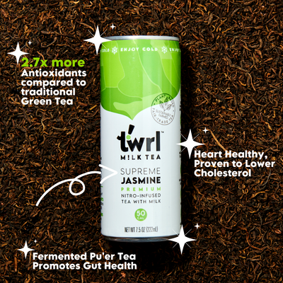 Health Benefits that Pack a Punch! ✨ Meet Supreme Jasmine