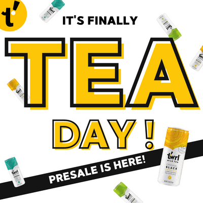 It's Tea Day!