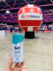 Twrl at the USA Volleyball Finals