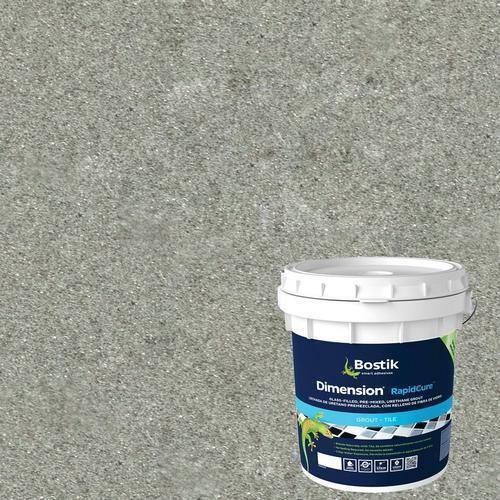 Bostik Pre-Mixed Grout Glass-Filled Moonstone 9 Lb