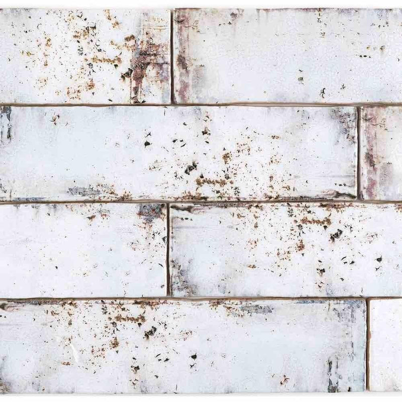 Vintage Subway Tile Iron 3 x 12